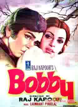 Poster of Bobby+(1973)+-+(Hindi+Film)