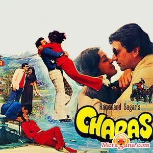 Poster of Charas (1976)