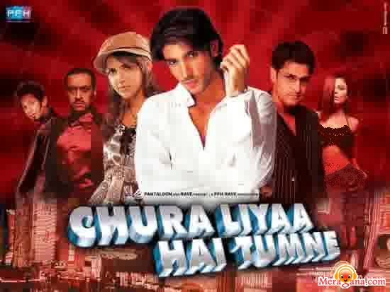 Poster of Chura Liyaa Hai Tumne (2003)
