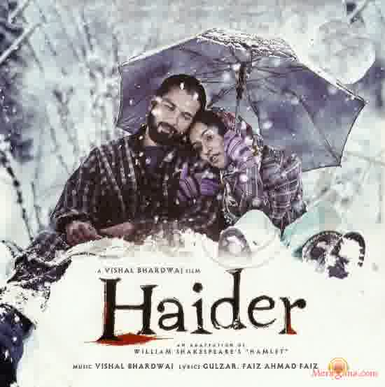 Poster of Haider (2014)