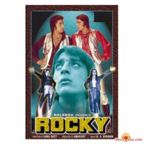 Poster of Rocky (1981)