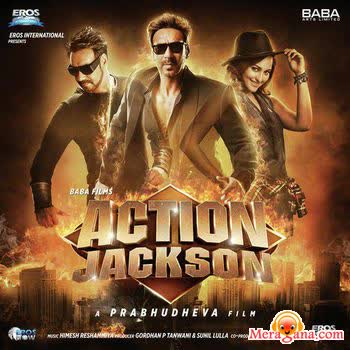 Poster of Action Jackson (2014)