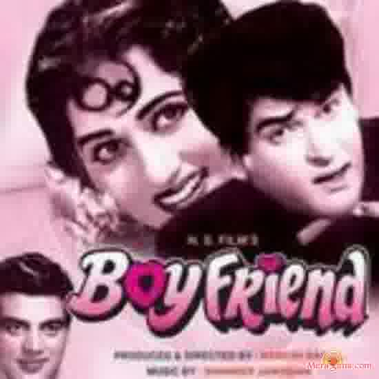 Poster of Boy Friend (1961)