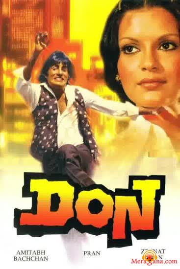 Poster of Don (1978)