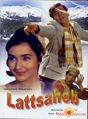 Poster of Laat Saheb (1967)