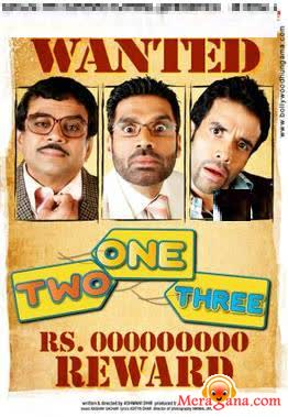 Poster of One Two Three (2008)